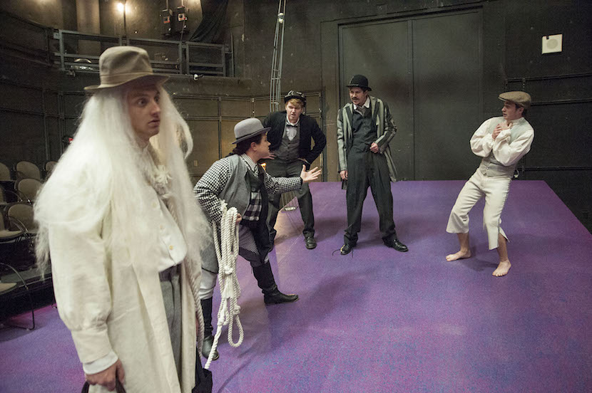"Idaho State University School of Performing Arts to present ""Waiting for Godot"""