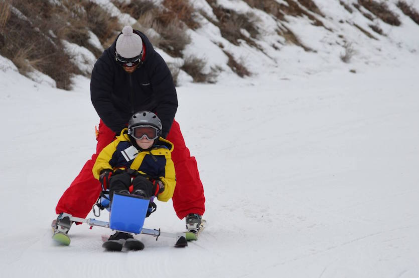 Pocatello Adaptive Ski School seeks students and instructors