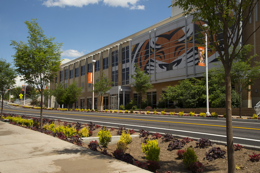 Idaho State University adds more beauty to campus