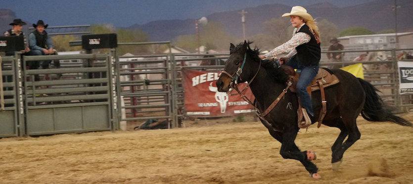 Idaho State University rodeo has another strong year; Women's Team ranked No. 1 in region, heads to nationals June 11-17