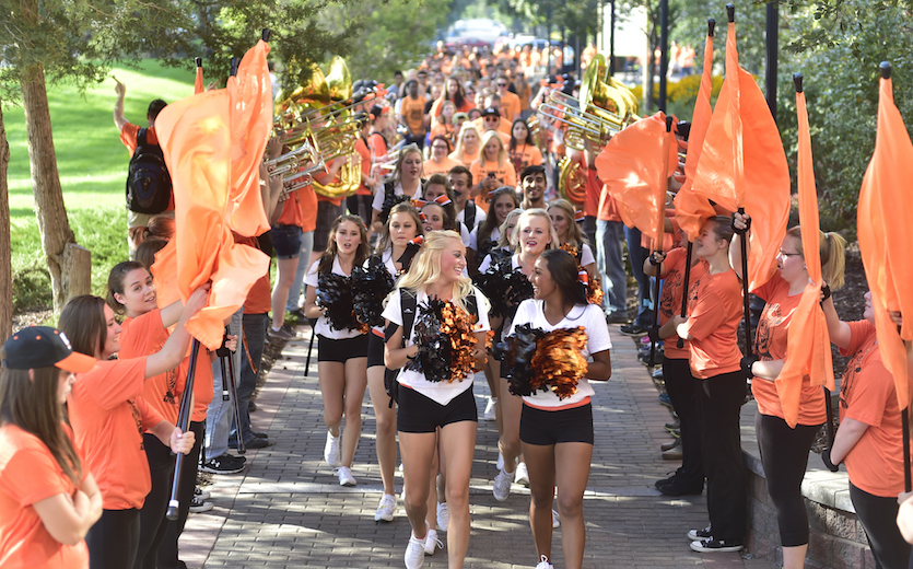 ISU New Students March through the Arch set Aug. 20