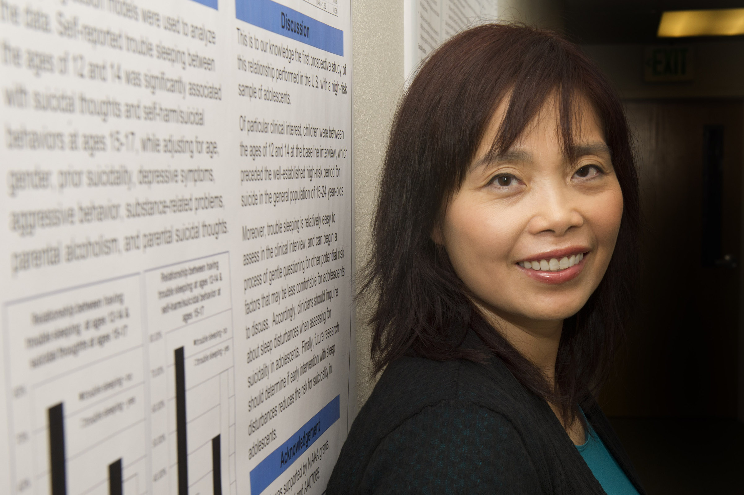 Idaho State University psychology Professor Maria Wong named to NIH grant review panel