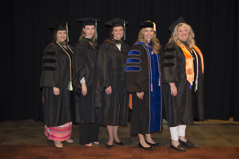 ISU-Meridian recognizes student excellence honorees at May 9 Commencement and confers 241 degrees