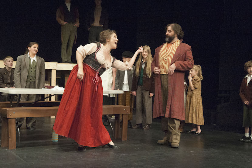 Idaho State University Summer Theatre Program helps bring community and the university together; 'Oliver!' runs June 10-11, 16-18