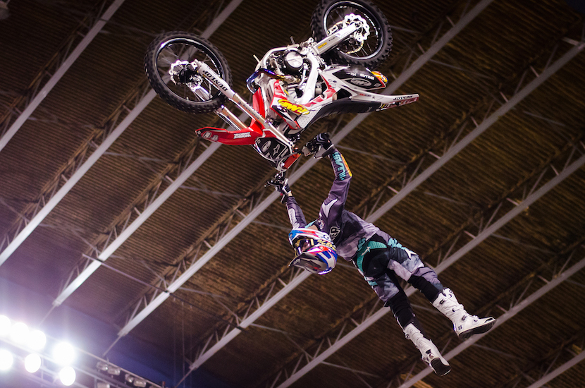 Ramp Riot brings extreme sports to ISU's Holt Arena