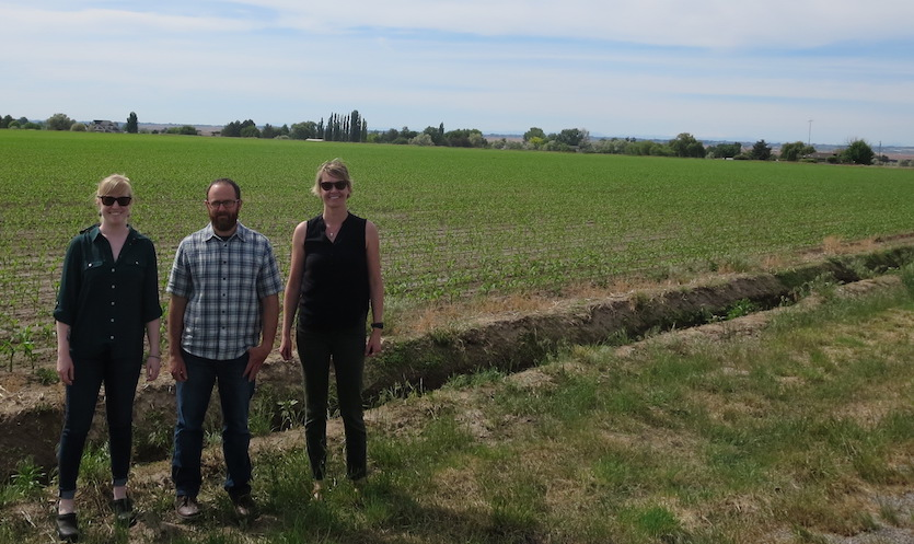 Idaho State University researchers seek input from farmers, policy makers on Eastern Snake River Plain Managed Aquifer recharge