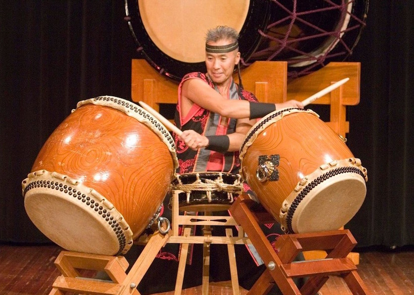 ISU Japan Club to host taiko drumming demonstration and lecture by Kenny Endo Oct. 21 from 7:30-9 p.m.