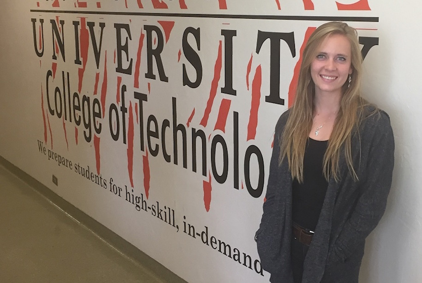 Stephanie Bachman named ISU's October CPI Intern of the Month