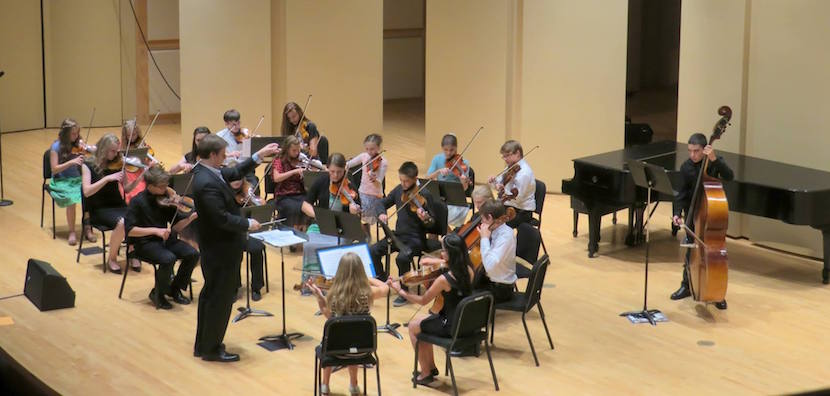 ISU Summer Institute for Piano and Strings opens with faculty concerts