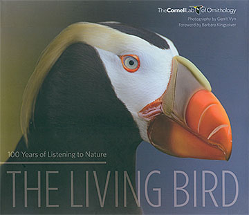 The Living Bird book cover.