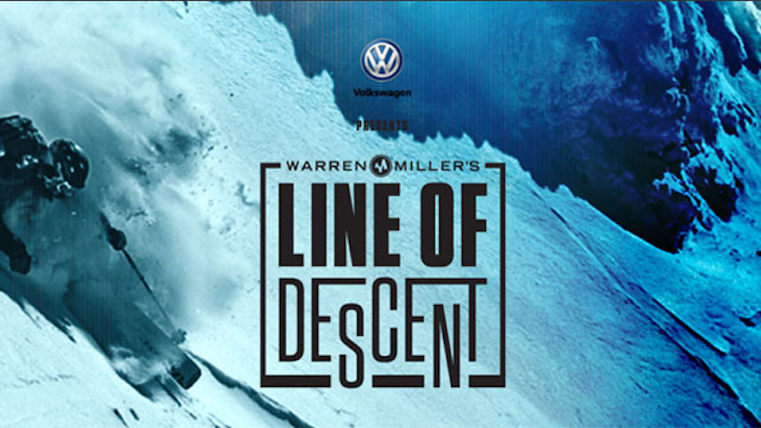"Pocatello's Ty Peterson featured in Warren Miller's ""Line of Descent"" movie showing at Frazier Hall Auditorium on Nov. 4"