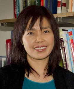 Maria Wong portrait.