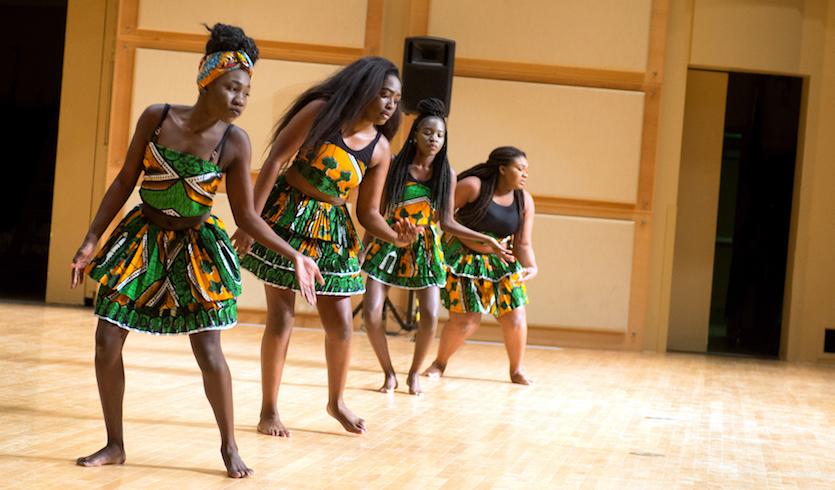 Idaho State University 2017 Africa Night set Jan. 28 at Stephens Performing Arts Center