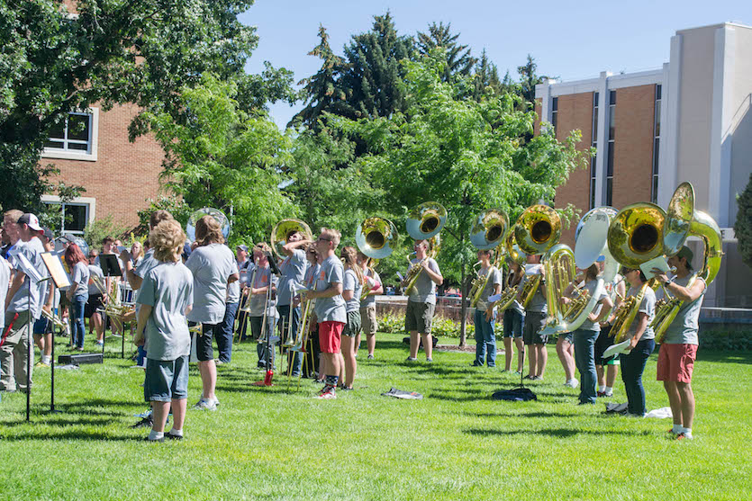 Idaho state university home isu college of arts and letters to host four summer camps for middle and high school students fandeluxe Gallery
