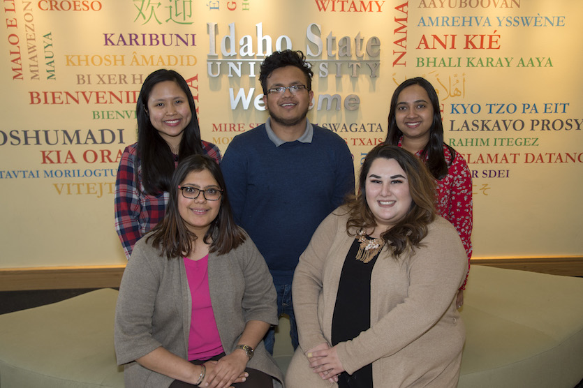 Student Acquisition and Cultural Assimilation Association formed to help ISU international and nonresident students