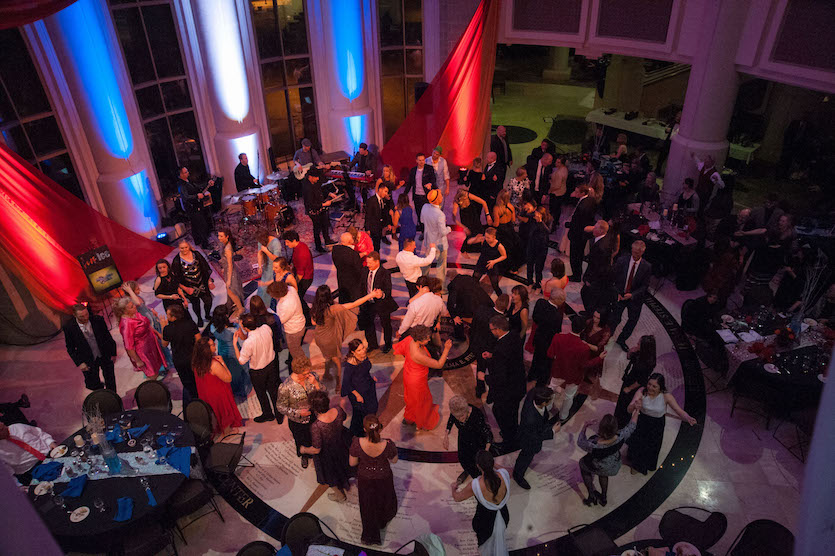 ISU College of Arts and Letters raises more than $65,000 at fifth annual New Year's Eve Gala, sees record attendance