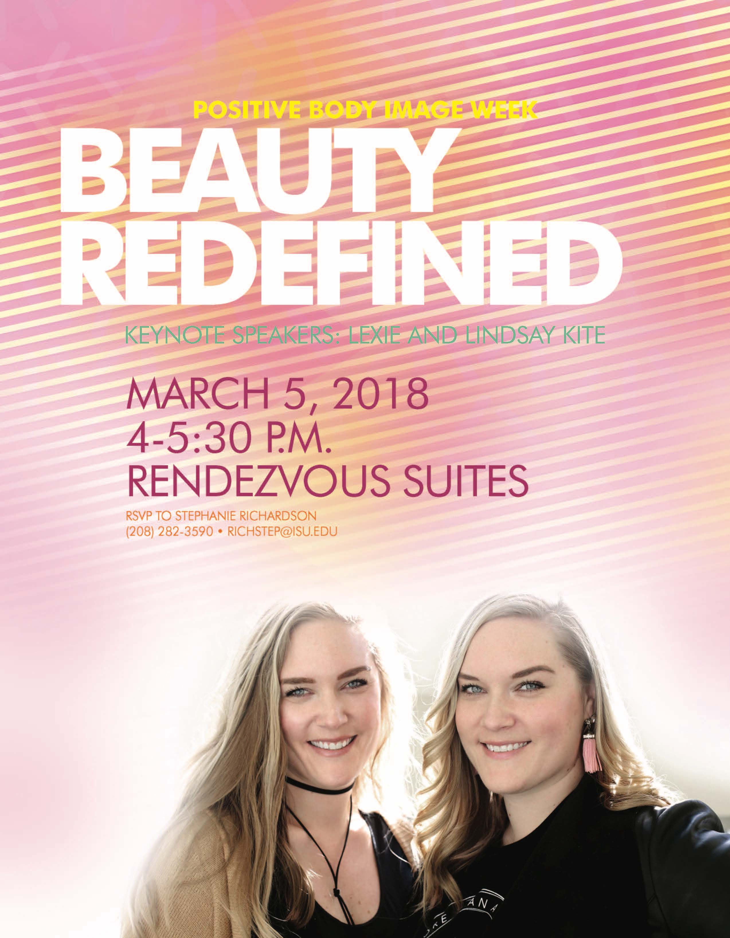 ISU Positive Body Image Symposium features presentation by founders of Beauty Redefined