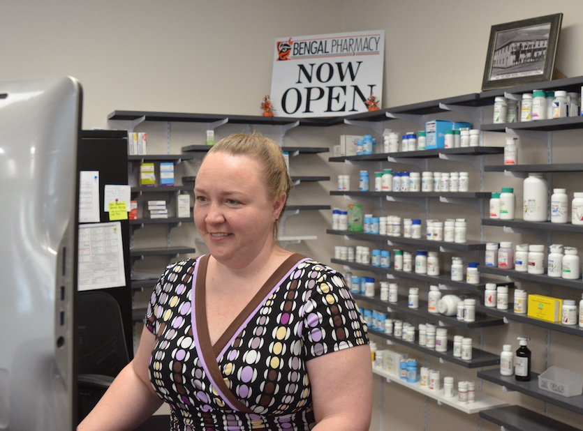 Idaho State University and Gritman Medical Center work together to open Bengal Pharmacy in rural Kendrick