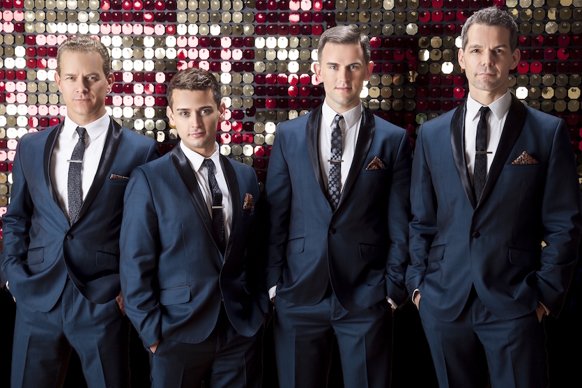 ISU A Season of Note presents The Midtown Men Feb. 3 at Stephens Center