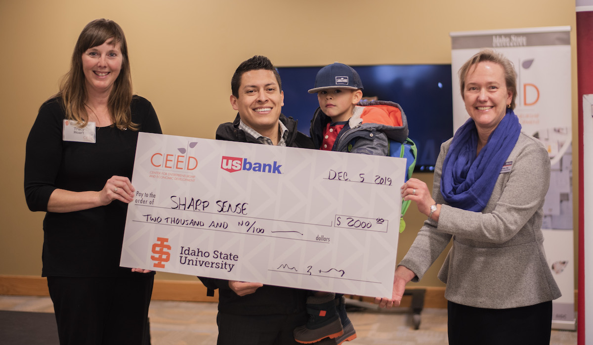 Six ISU entrepreneurial teams take home cash prizes in annual U.S. Bank Pitch-Off