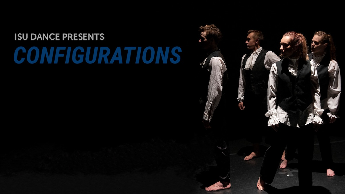 "ISU Dance to present concert ""Configurations""  on Jan. 31 and Feb. 1"