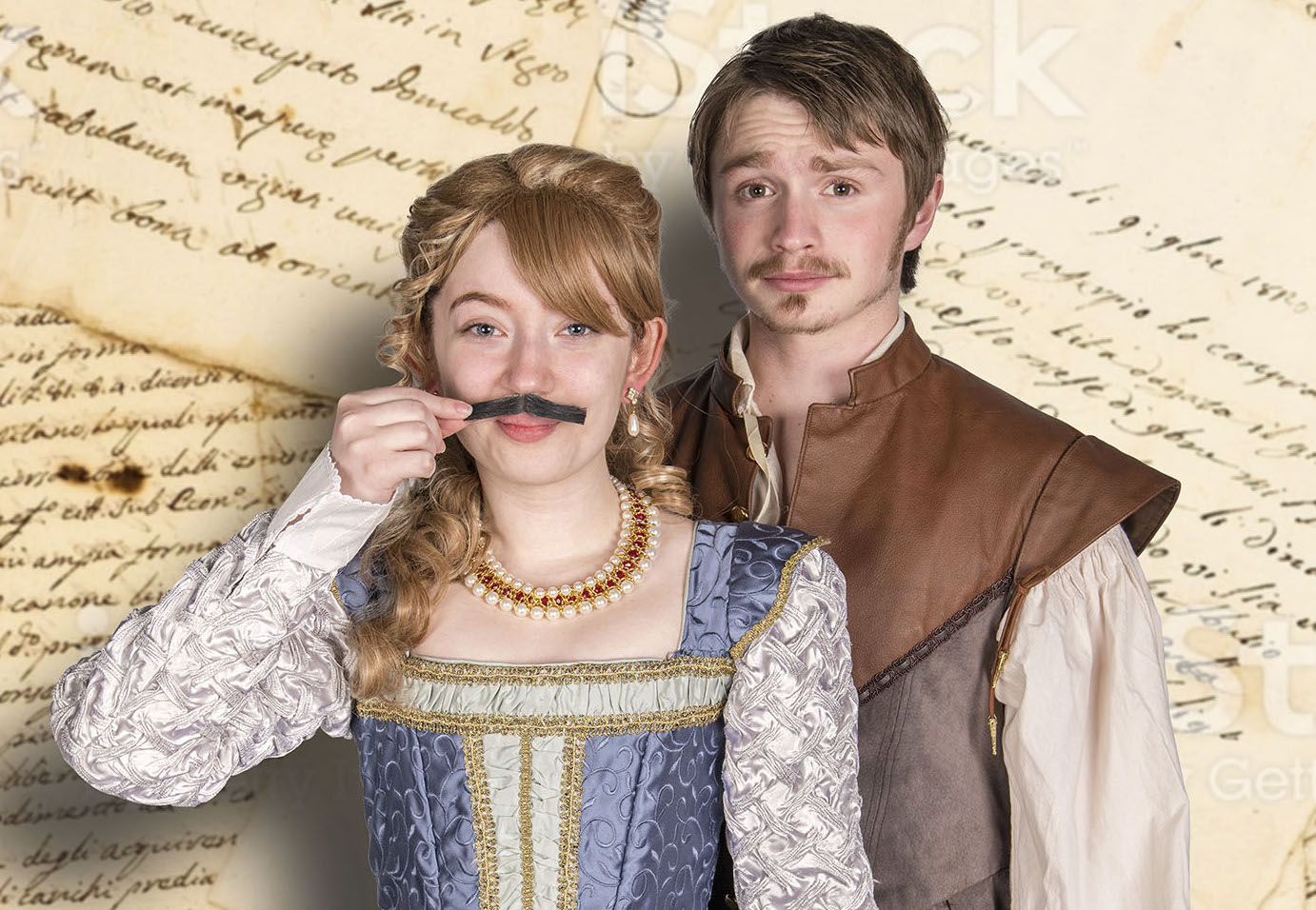 "ISU to present the comedy-drama production of ""Shakespeare in Love"""