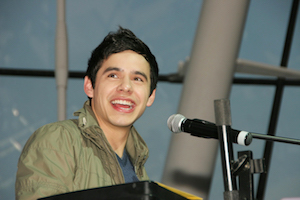 Promotional photo of David Achuleta