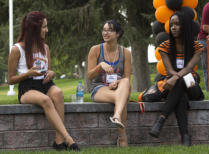 ISU LEAD Center holds variety of events for New Student Orientation