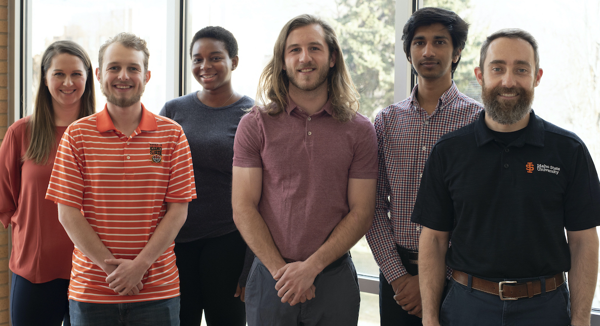 Four ISU economics students will present research at Portland conference