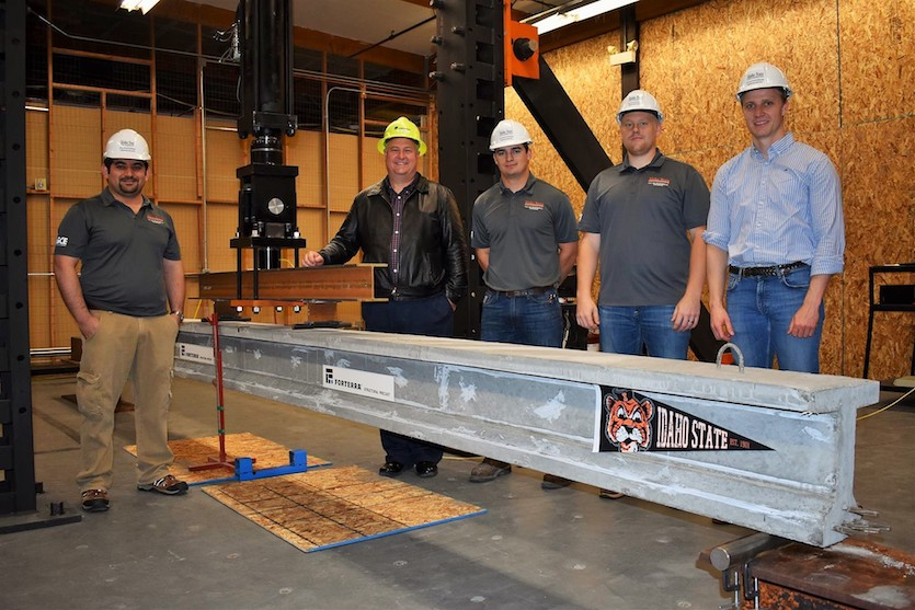 ISU Big Beam tests well; team awaits results on how it placed