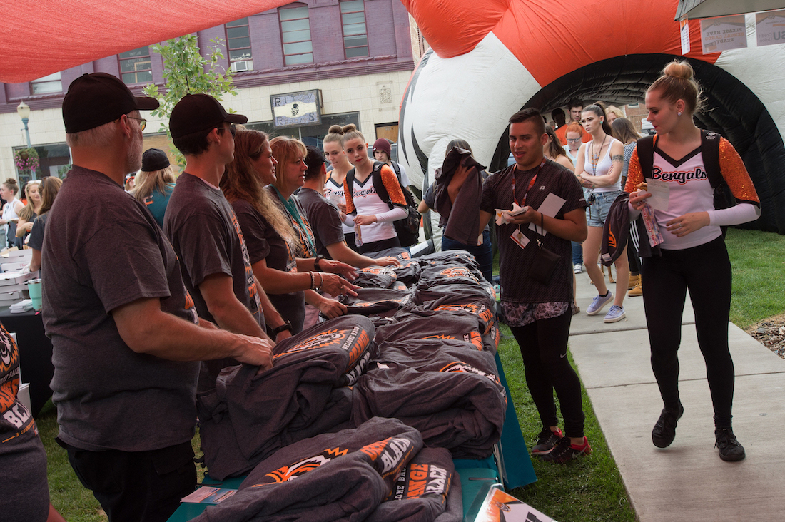 "ISU Communiversity's 10th annual ""Welcome Back Orange and Black"" set 4-7 p.m. Aug. 19"