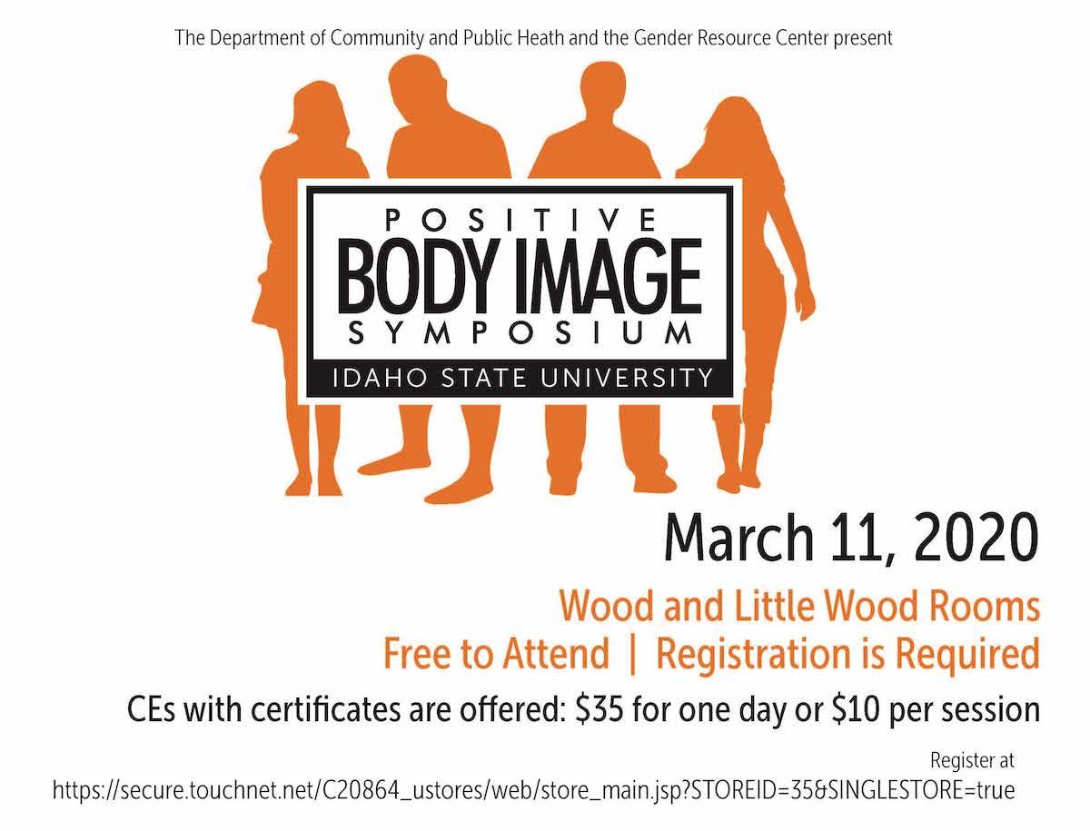 ISU Positive Body Symposium features keynote speaker Meg Johnson