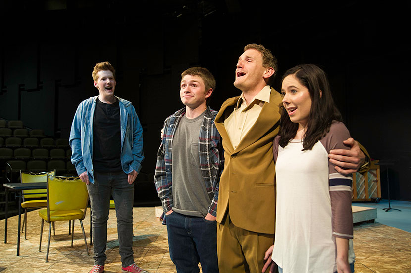 "Idaho State University School of Performing Arts to perform rock musical ""Next to Normal"""