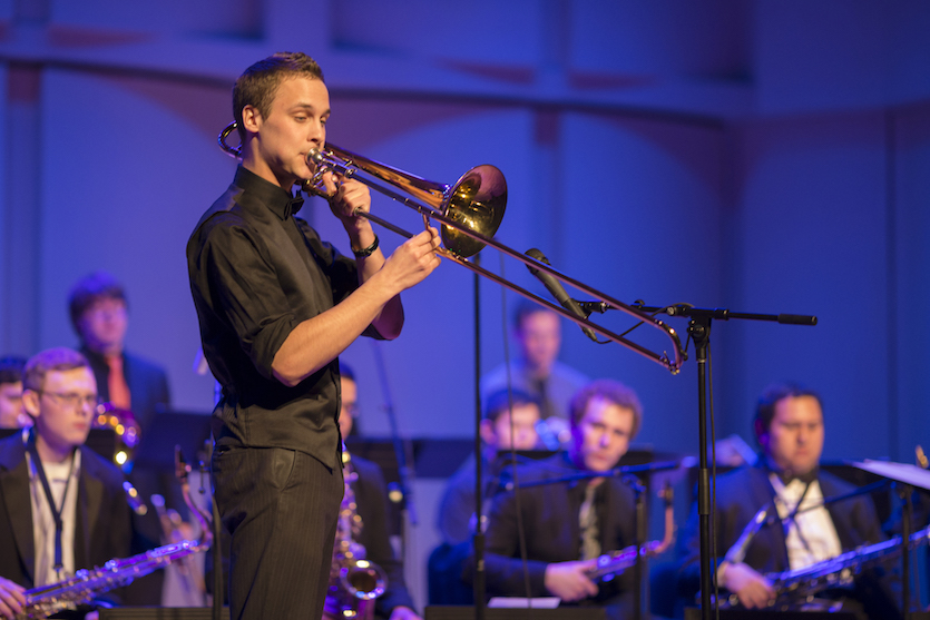 ISU Jazz Bands to present 6th annual ISU Jazz Concert Series at the Portneuf Valley Brewery