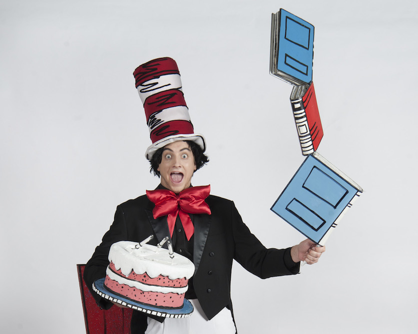 "Idaho State University School of Performing Arts to present Dr. Seuss classic ""The Cat in the Hat"""