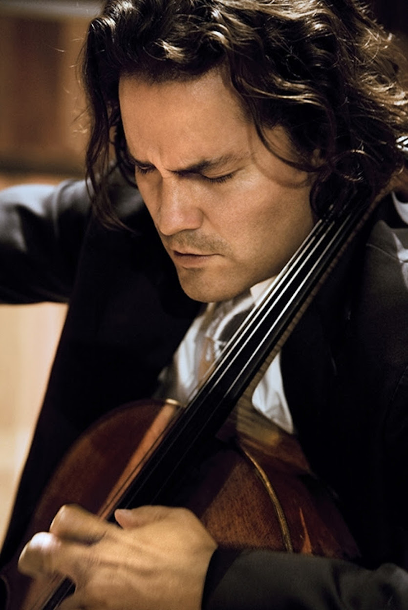 Idaho State-Civic Symphony to host cellist Zuill Bailey Nov. 8 and 10