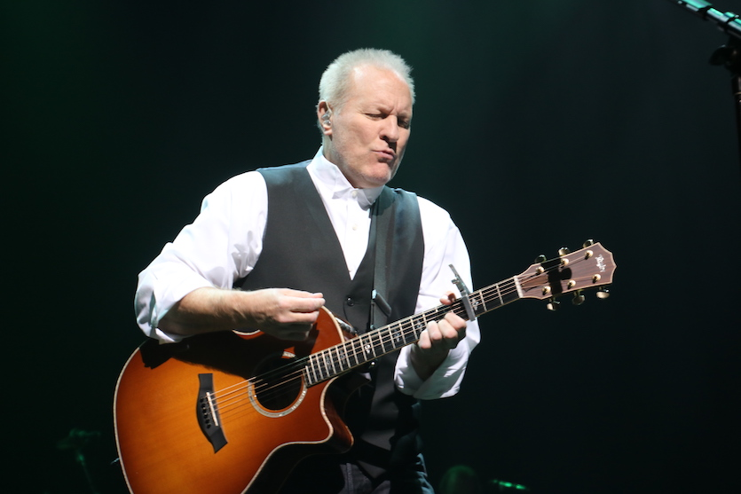 The Collin Raye Christmas performance will be Dec. 16 at ISU Stephens Performing Arts Center