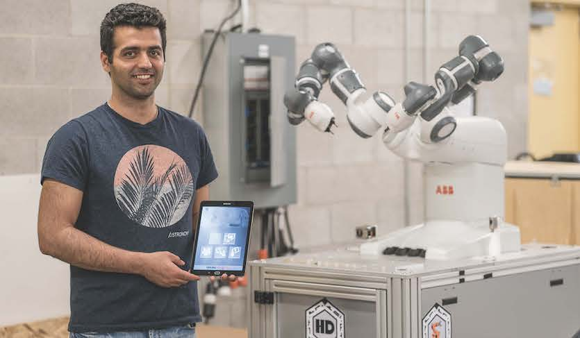 Idaho State University, industry partner House of Design receive $162K IGEM grant to develop application to connect robotics with augmented reality
