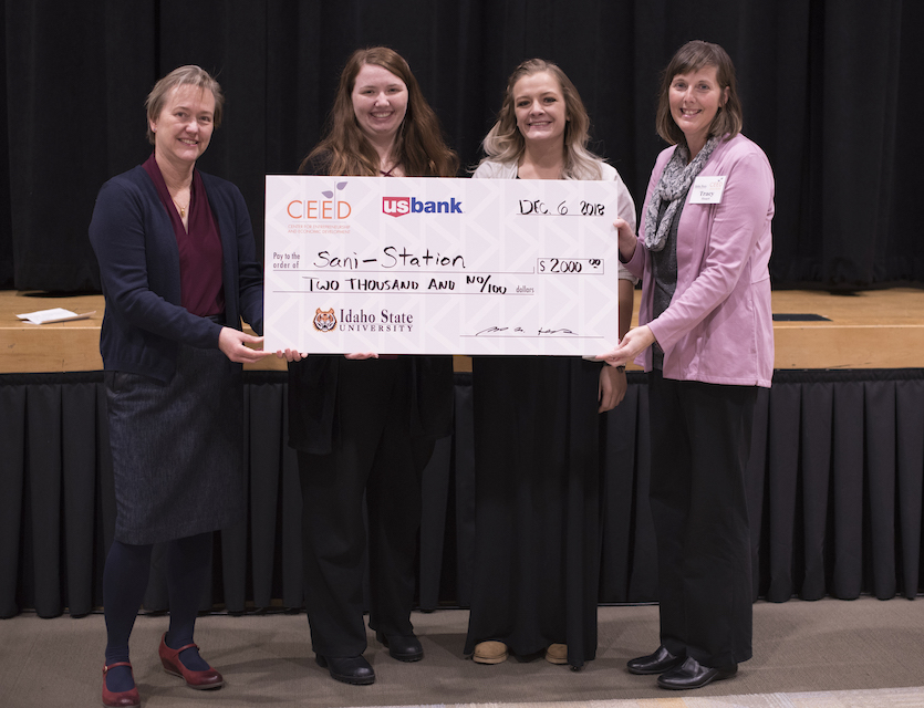 ISU College of Business's CEED Program and U.S. Bank host second student entrepreneur Pitch-Off Contest