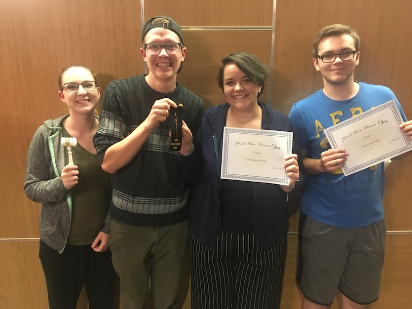 Idaho State University's Rupp Debate Society performs well at Twin Falls debate tournament