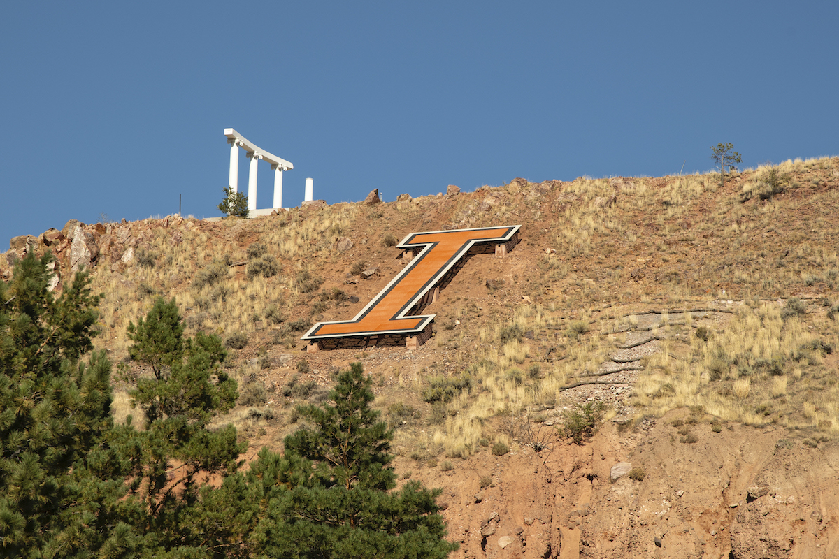 "Idaho State University to celebrate the return of the Red Hill ""I"" on Oct. 10"