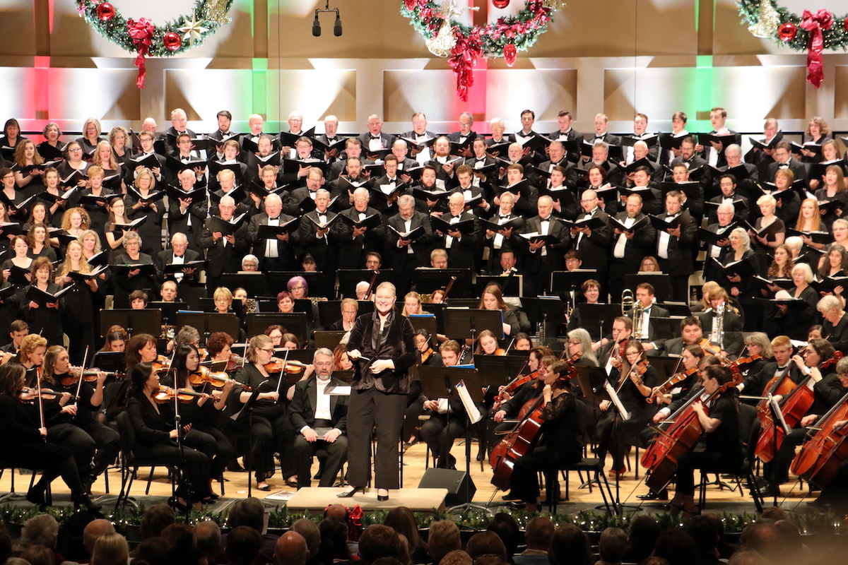 Idaho State-Civic Symphony to present Joy to the World: The Stories of Christmas on Dec. 6-7