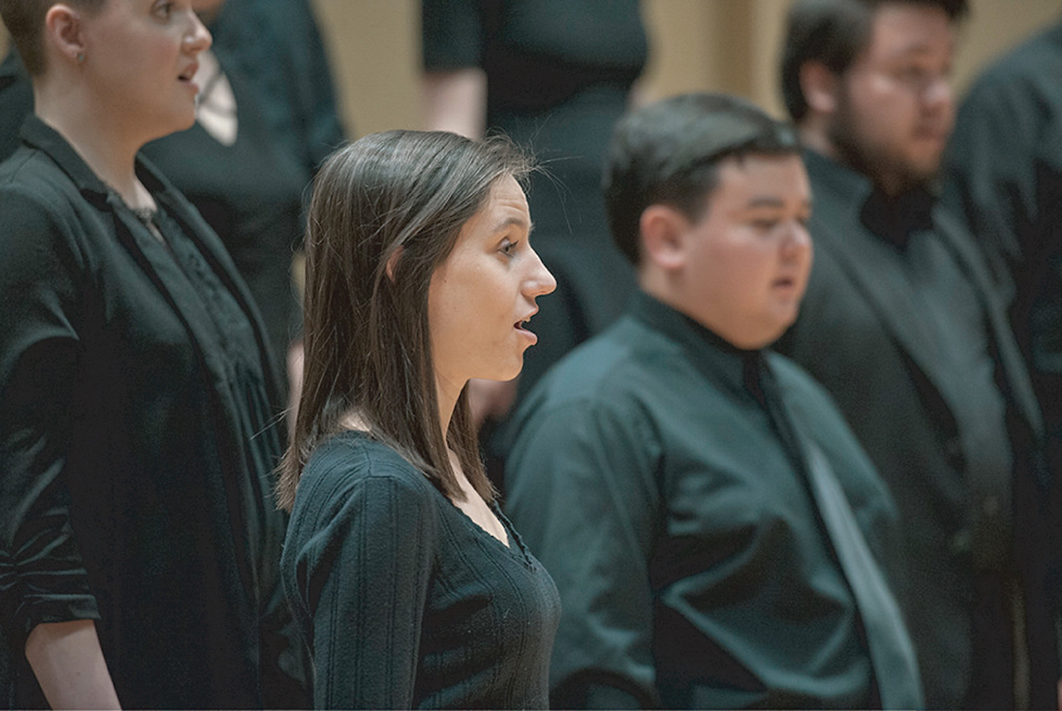 ISU School of Performing Arts to present the Choirs Fall Concert Oct. 23