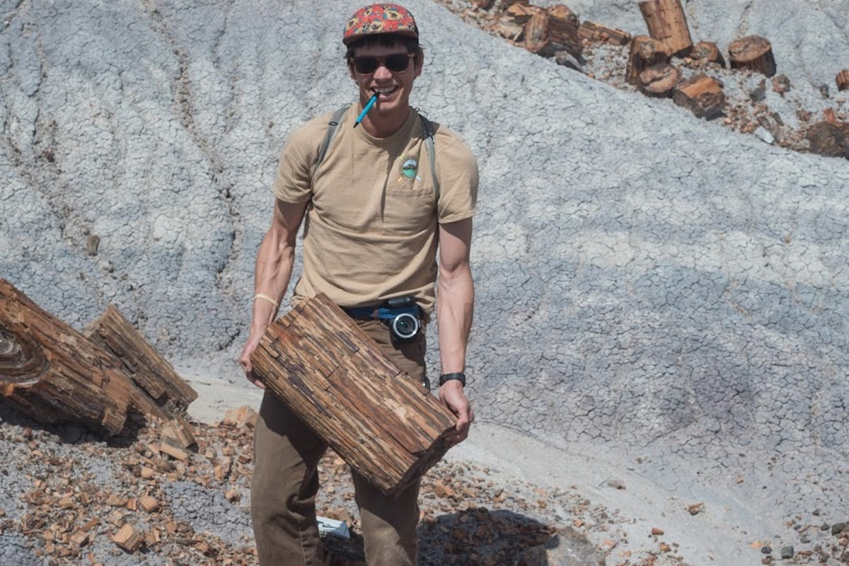 ISU doctoral student Stuart Parker wins best student geologic map competition at GSA 2020