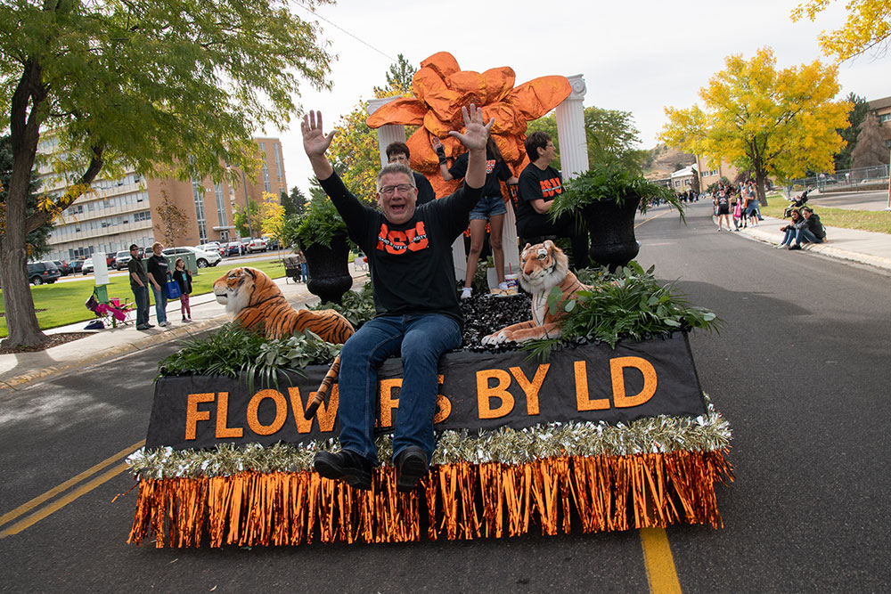 Flowers by LD float