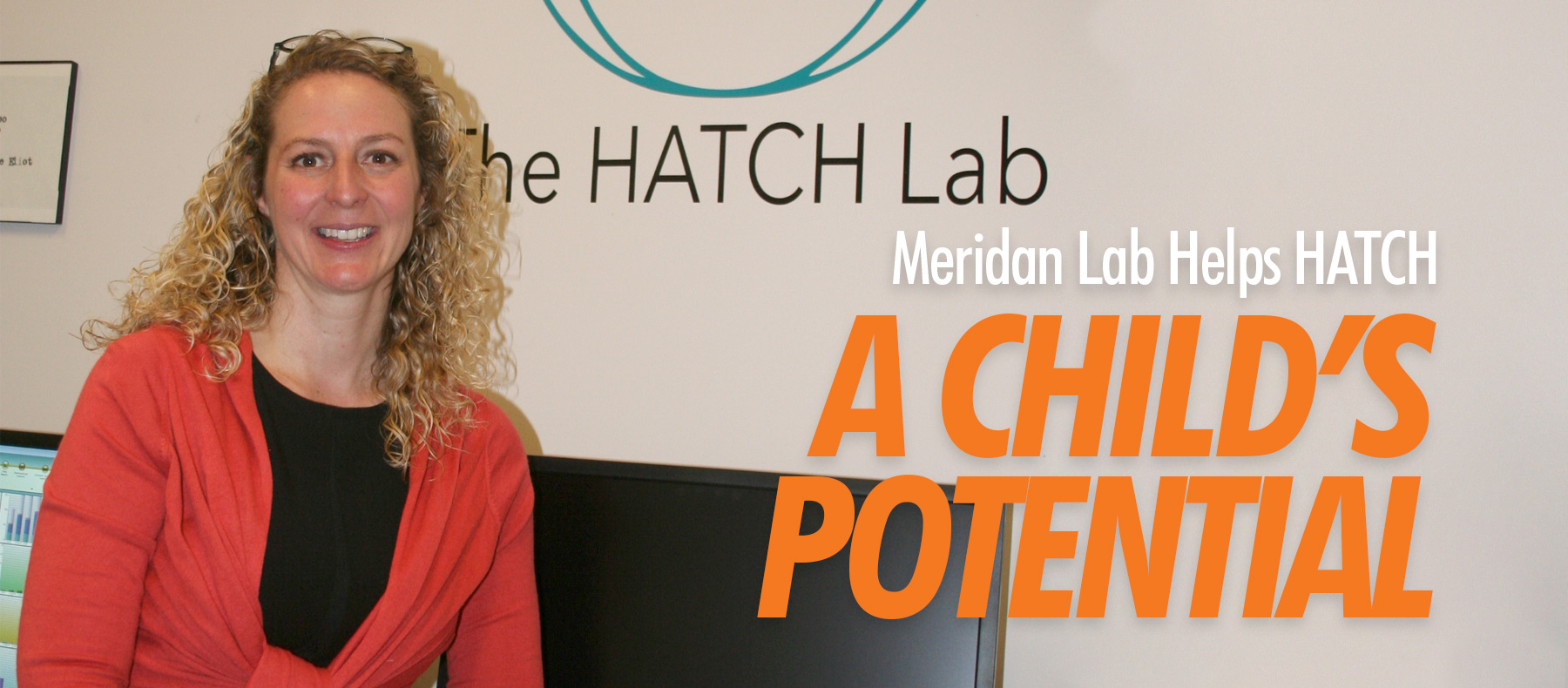 Meridan Lab Helps HATCH a Child's Potential | Idaho State University