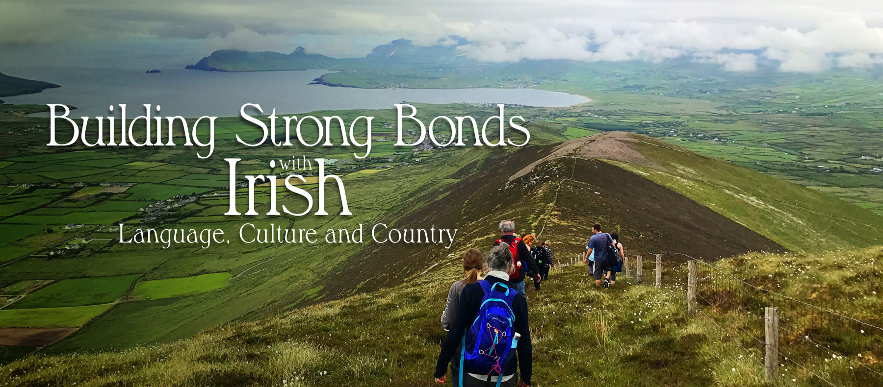 Building Strong Bonds with Irish Language Culture and Country