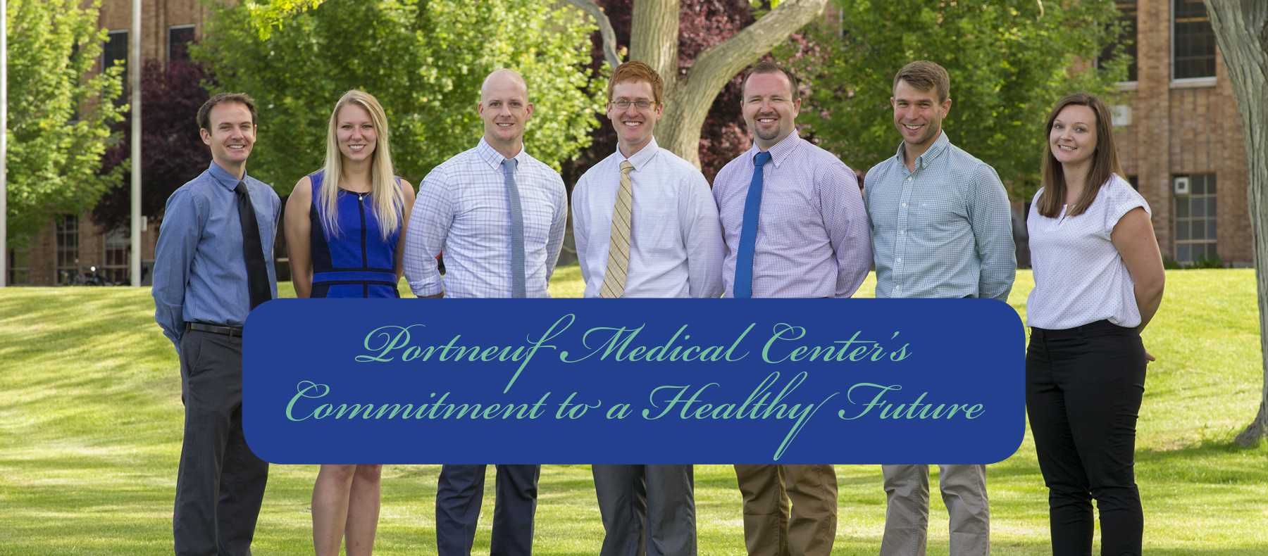Portneuf Medical Center's commitment to a healthy future