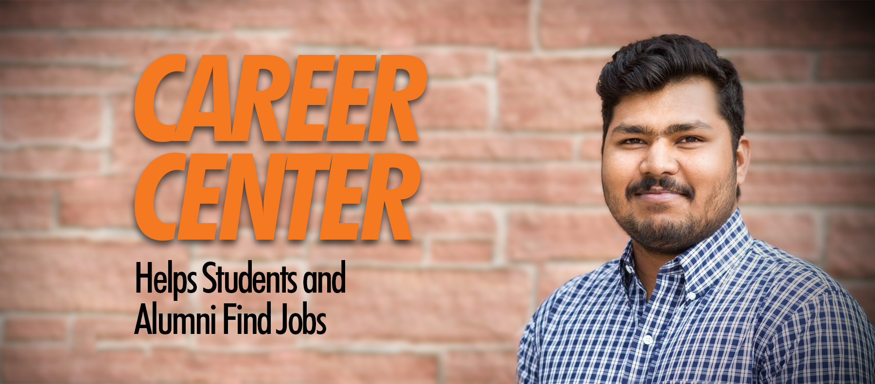 Career Center helps students and alumni find jobs